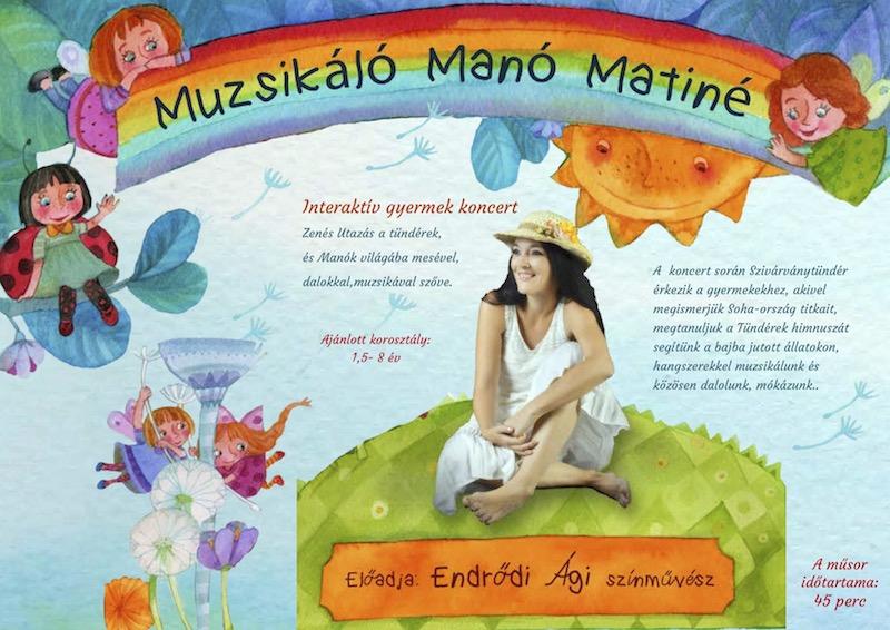 Muzsikáló Manó Matiné -Múzsák Társulat-2